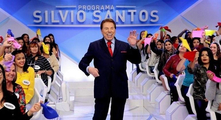 SBT, de Silvio Santos, estuda mudanças para os seus 40 anos em agosto