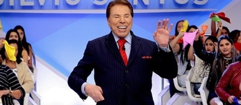 Silvio Santos ainda não consegue gravar os seus programas
