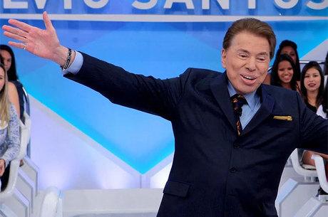 Apresentador Silvio Santos tem 88 anos