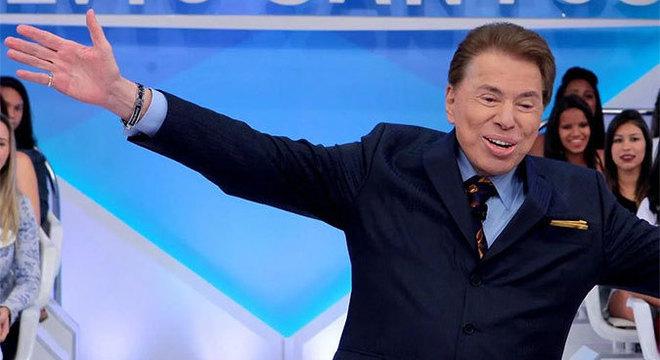 Silvio Santos quer transmitir a Libertadores
