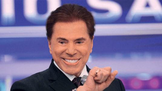Volta de Silvio Santos é marcada por aplausos e lágrimas, veja! (Reprodução)
