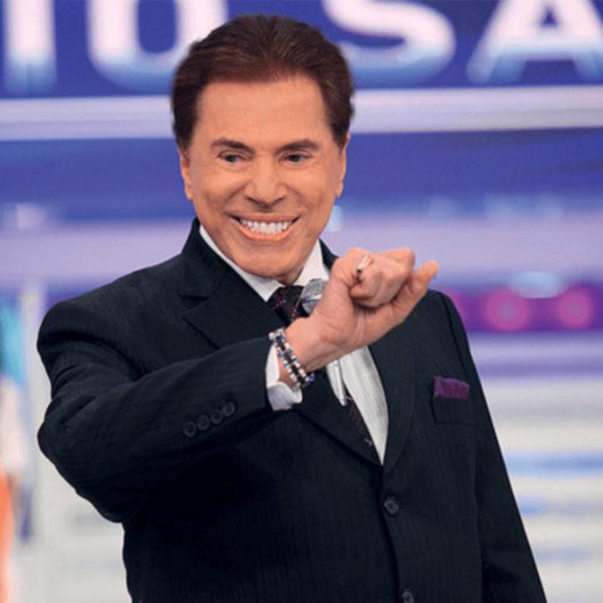 Silvio Santos estava há dois anos sem gravar