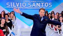 Silvio Santos é internado após ser diagnosticado com covid
