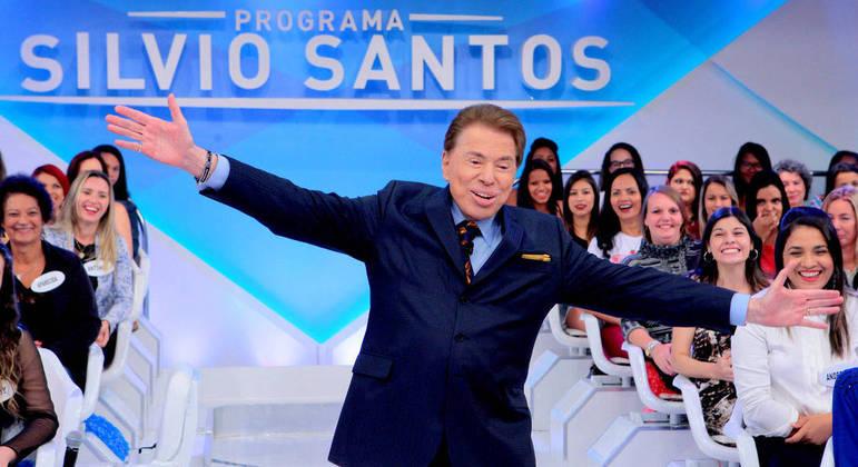 Silvio Santos não precisa mais fazer um programa tão longo