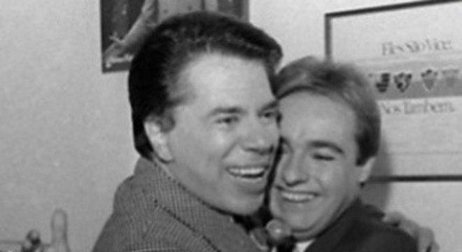 Silvio Santos e Gugu trabalharam juntos por quase 30 anos