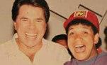 Durante sua trajetória, Silvio Santos fez amizades com muitas pessoas do meio, que trabalhavam com ele, como Liminha