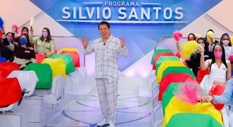 Silvio Santos entende que ninguém sai de casa para errar