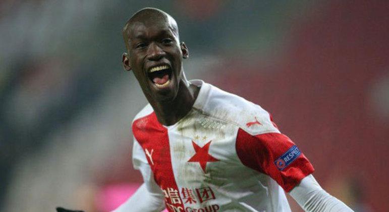 Abdallah Sima, do Slavia Praha