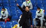 Simeone, Chelsea, Atlético de Madri