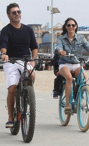 Simon e a mulher, Lauren