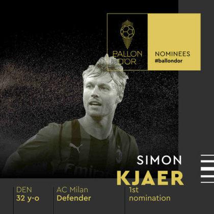 Simon Kjaer (dinamarquês) - zagueiro - Milan