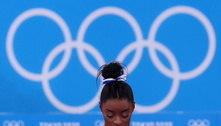 Biles diz que deveria ter desistido de competir antes da Olimpíada