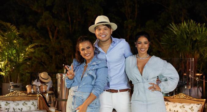 Simone e Simaria gravaram single com Tierry