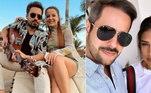 Dias depois, Kaká Diniz, marido de Simone, devolveu a alfinetada ao elogiar a artista com quem tem dois filhos: 'A mãe aqui é especialista, podóloga, cantora de forró, faz tudo'