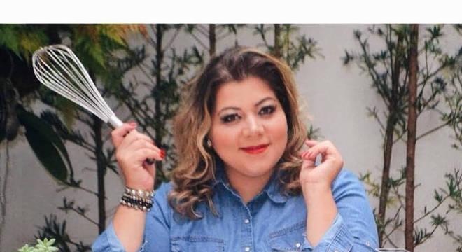 Simone Fiuzza, do blog 'Look do Fogão'