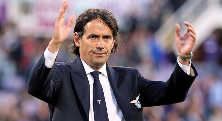 Simone Inzaghi, da Lazio