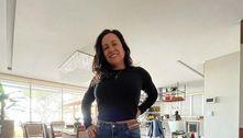 Mãe de Medina fala após polêmica com Yasmin Brunet: 'Estou em paz'