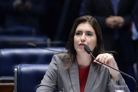 Simone Tebet alerta que Congresso não aceitaria novo imposto