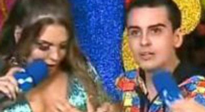 Simony e Dudu Camargo no Carnaval na RedeTV!
