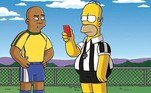 Simpsons, esportes,