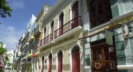 Sinagoga em Recife é a primeira do Brasil