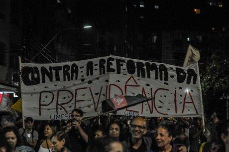 Trabalhadores são contra pontos da Reforma