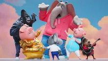 No primeiro trailer de 'Sing 2', animais cantam hits da música