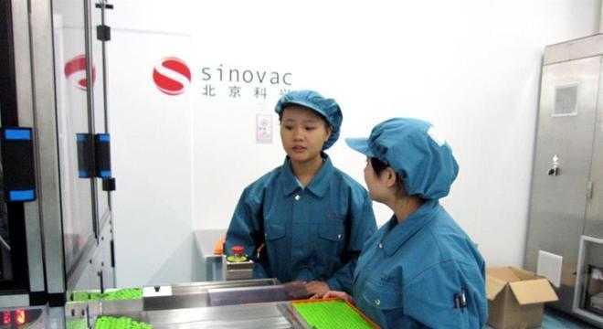 Vacina da Sinovac contra o coronavírus é uma das mais avançadas do mundo
