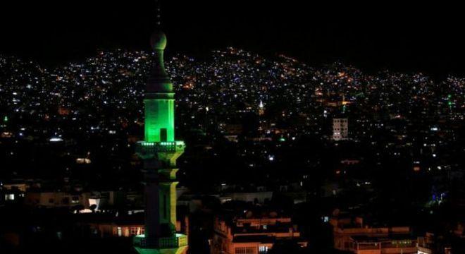 Conflitos recentes na Síria têm ocorrido nos arredores da capital, Damasco