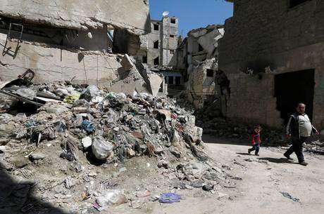 Rússia anuncia cessar fogo unilateral na Síria