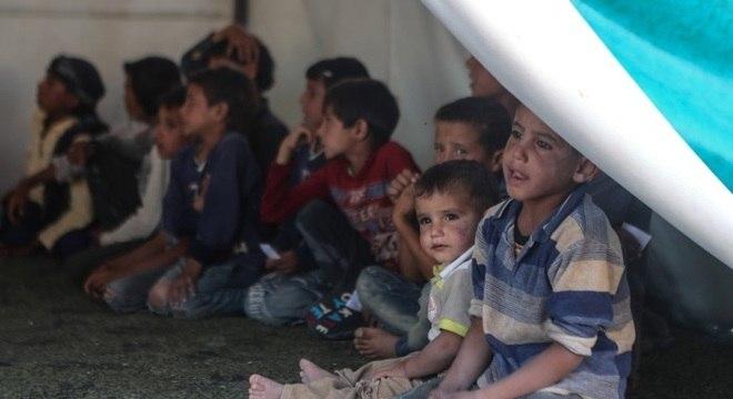 Segundo a ONG a maior parte dos menores morrem dentro de suas casas
