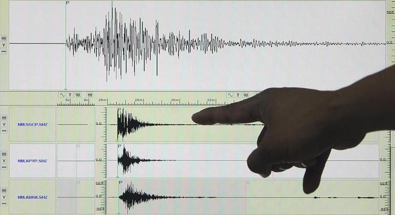 Terremotos no Brasil são causados por falhas geológicas nas placas tectônicas