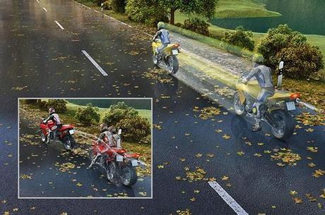 Sistema ABS é o anjo da guarda do motociclista durante a frenagem