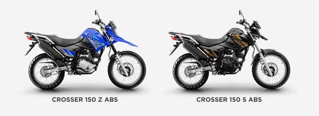 Divulgação com sistema ABS. Uma ou duas rodas?