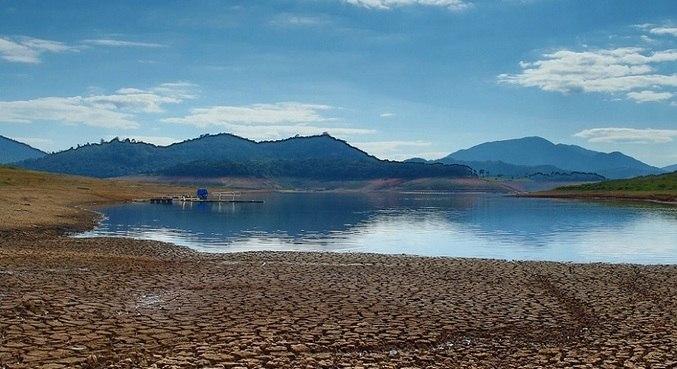 Cantareira entrou no período de seca com nível menor de água