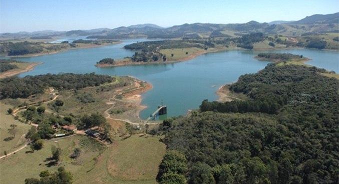 Sistema Cantareira opera com 39,3% do volume útil do reservatório