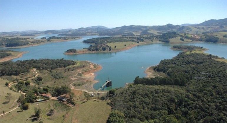 Cantareira é o maior reservatório de SP e o que está em nível crítico de armazenamento