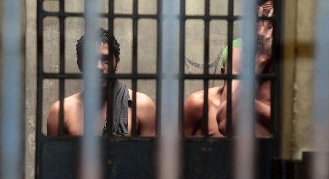Sistema prisional tem mais de 773 mil detentos