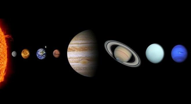 Mércurio, Vênus, Marte e o planeta anão Plutão têm imagens no Google Maps