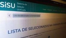 MEC deve disponibilizar consulta de vagas para o Sisu nesta sexta (5)