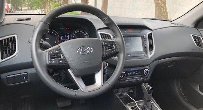 Hyundai Creta é o único da categoria que conta com TV digital