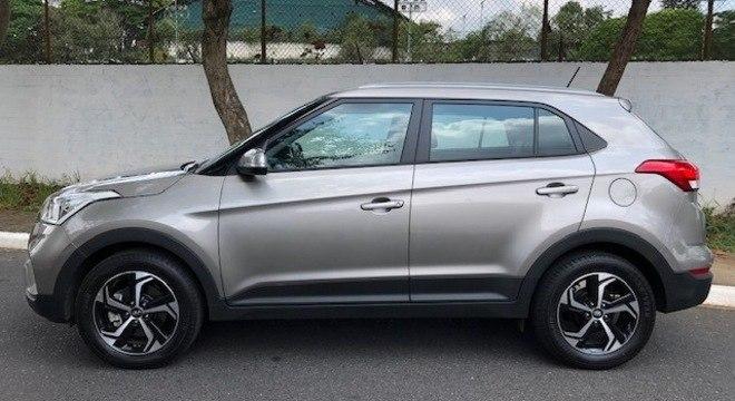 O Hyundai Creta é equipado com motor 1.6 Kappa 16V flex aspirado de 123/130cv e até 16,5kgfm de torque