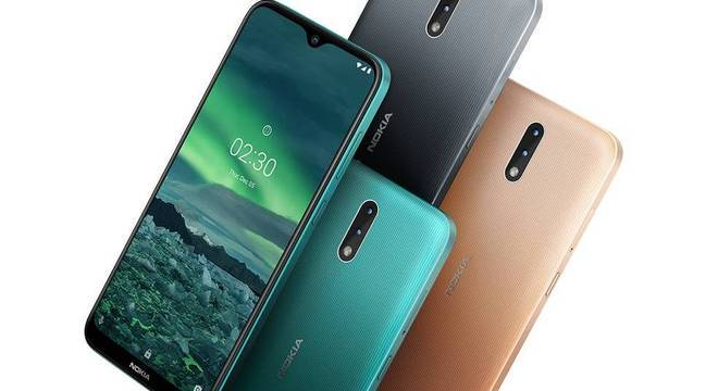 Nokia 2.3 chegou ao mercado brasileiro neste final de semana