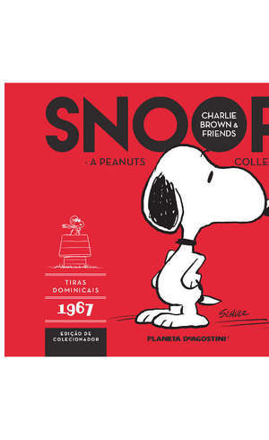 Livros comemoram 70 anos de Snoopy