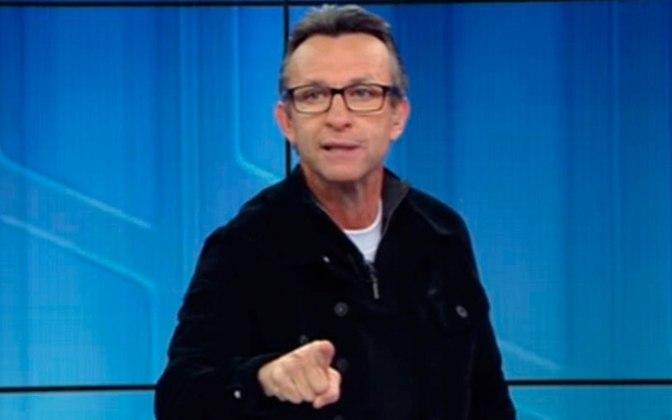 Sobre a convocação de Tite para a Copa América 2019, Neto não poupou críticas, no programa