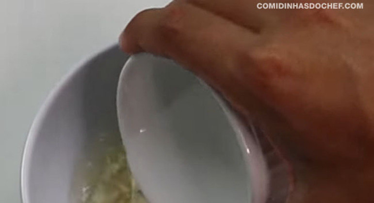 Sobremesa com Goiabada Derretida