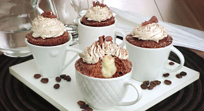 sobremesas de café