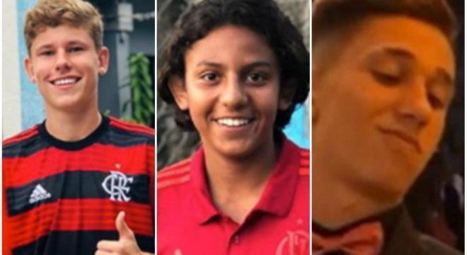 Caike Silva, Naydjel Callebe, João Gasparín estão parados a seis meses