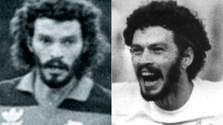 SÓCRATES – Um dos maiores ídolos da história corintiana, o Doutor Sócrates chegou a vestir a camisa do Flamengo, de 1985 a 1987.