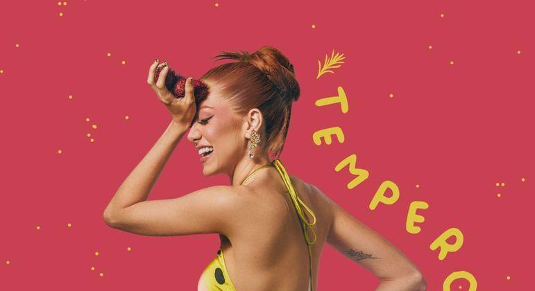 Sofia Gayoso lança single 'Tempero' (Foto: Divulgação)